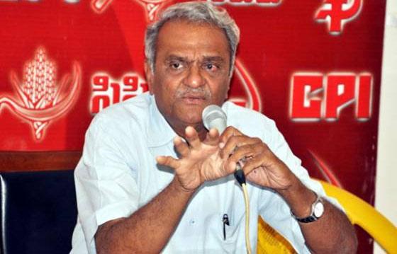 CPI blames Naidu over HC bifurcation