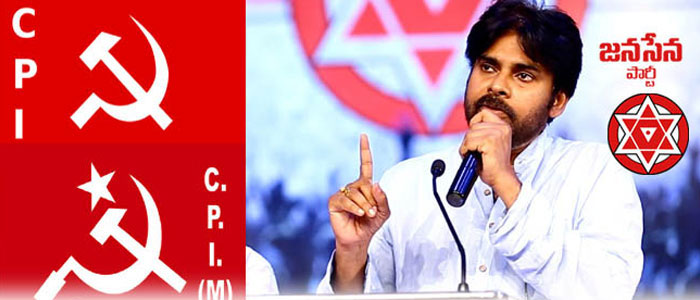 CPI Leader Criticises Janasena