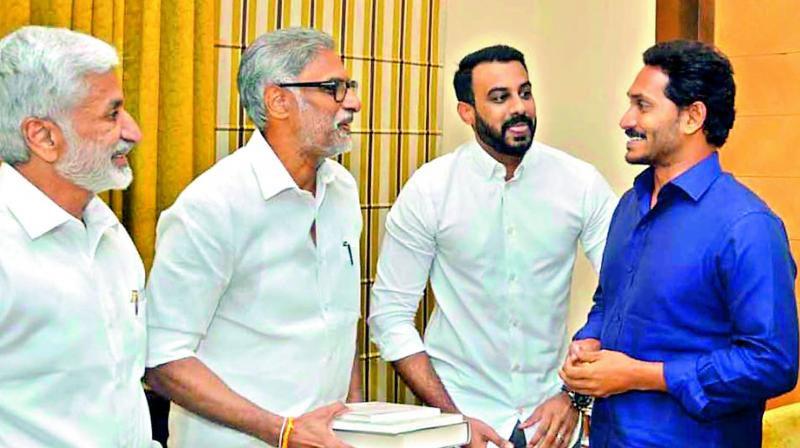 Daggubati Venkateswara Rao to Join BJP?