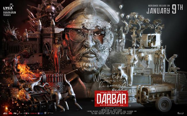 Darbar Worldwide Pre Release Business
