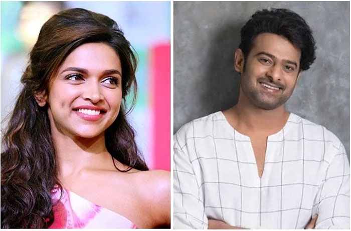 Deepika Padukone Demands Sky High Pay for Prabhas Film?