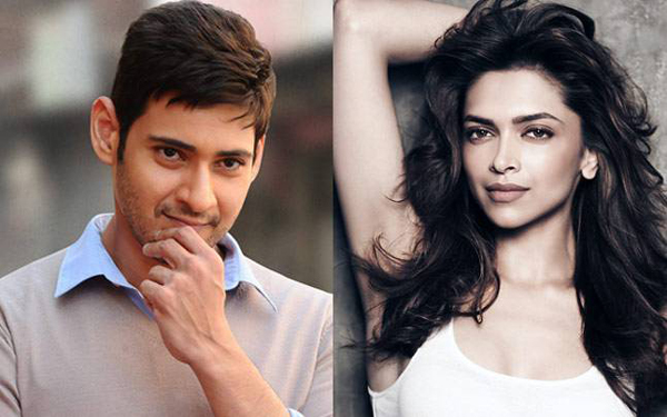 Deepika Padukone raves about Mahesh and T-Town