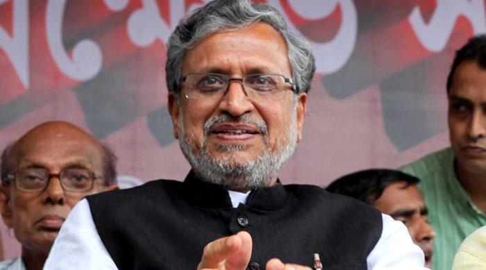 Deputy Chief Minister of Bihar Sushil Kumar Modi