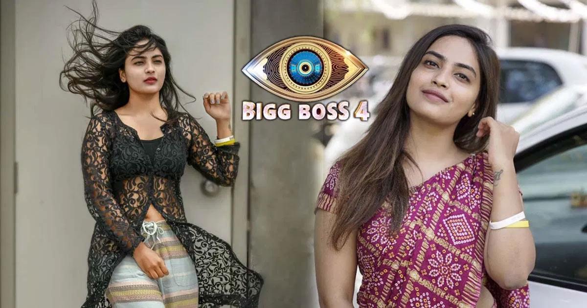 Dethadi Harika In Bigg Boss 4