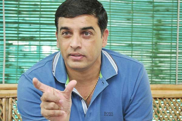 Dil Raju Distributes 'A..Aa' in Nizam