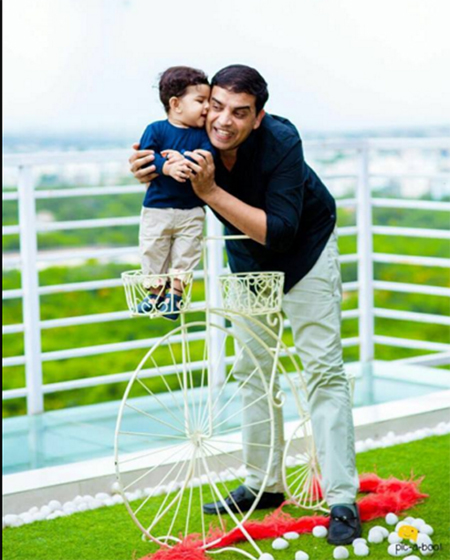 Dil Raju Chill Time
