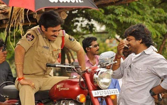 Director Harish Shankar - Power Star