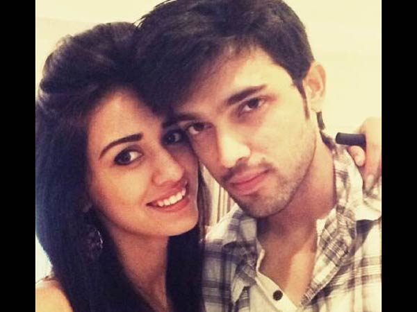 Disha Patani Affair With Parth Samthaan