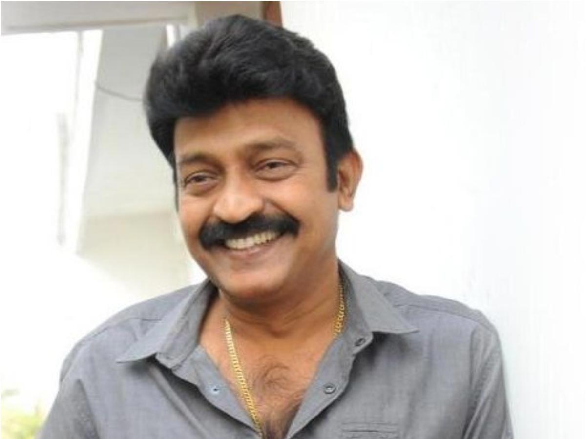 Dr Rajasekhar