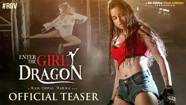 Enter The Girl Dragon Teaser Review