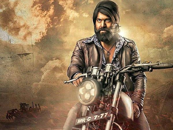 First 100 Cr Grossers