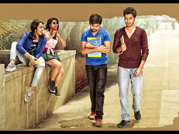 Four New Telugu Movies Of The Week