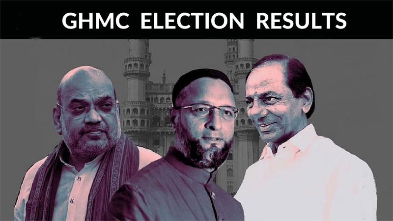 GHMC Results 2020