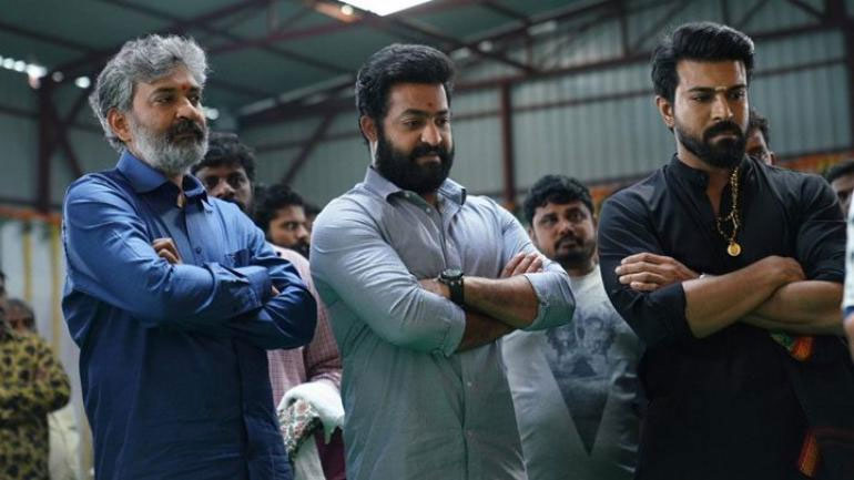Half of the Budget for Two Scenes in RRR?