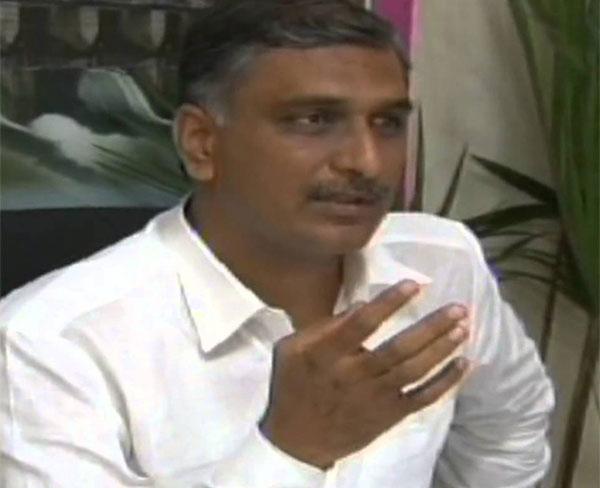 Harish Rao meets Dattatraya over Krishna Water Board decision
