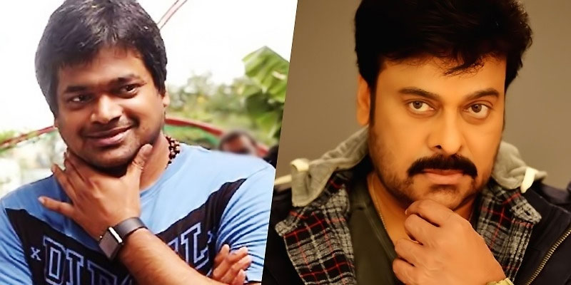 Harish Shankar to Direct Chiranjeevi!