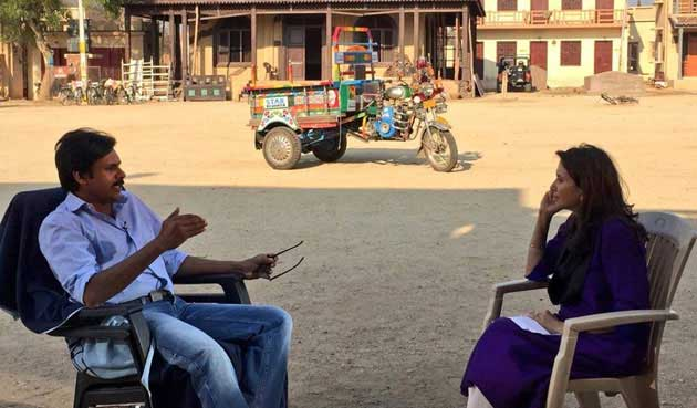 Highlights of Pawan Kalyan's Interview with Anupama