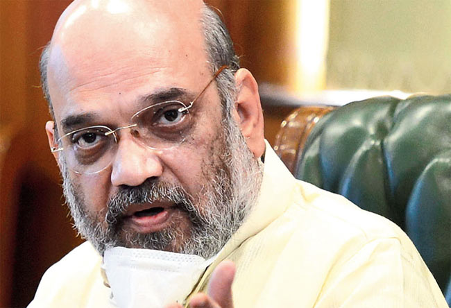 Home Minister Amit Shah Tests Corona Positive