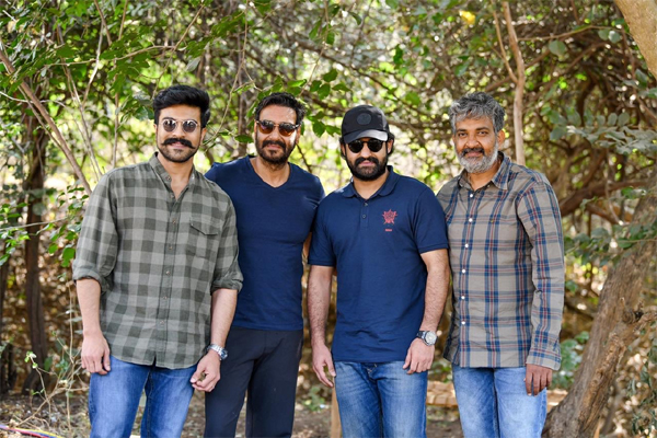 How Ajay Devgn Got Role In RRR?