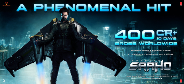 How Come Saaho Become Hit There