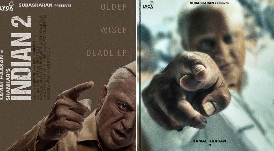Indian 2: Kamal Haasan Training In Gujarati