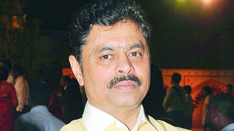 IT Raids on CM Ramesh's Properties