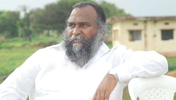 Jagga Reddy re-joins Congress party