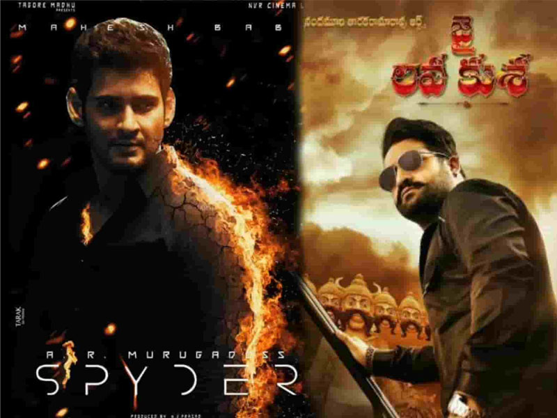 Jai Lava Kusa and Spyder Nizam Collections Revealed by That Media?