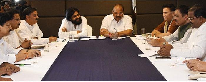 Janasena and BJP Alliance Confirmed