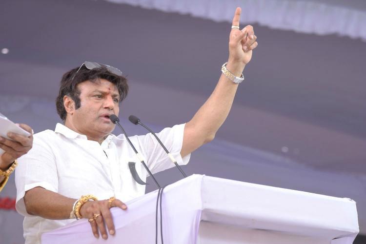 Janasena and BJP Bond Due to Balakrishna?