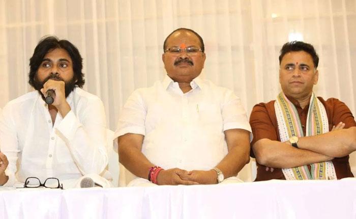 Janasena and BJP Decide to Smash TDP?