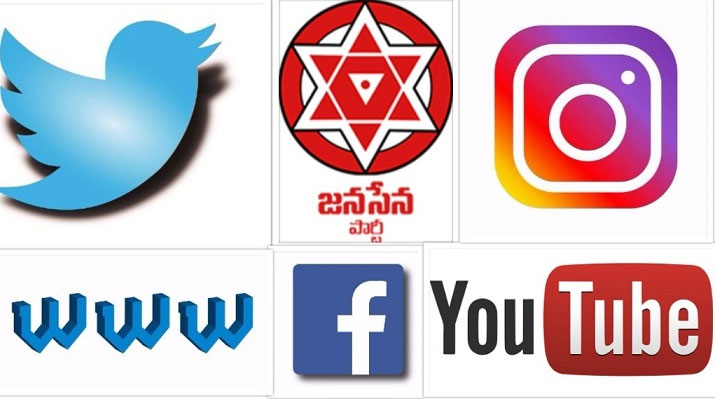 Janasena Bigger Than TDP, YSRCP in Social Media