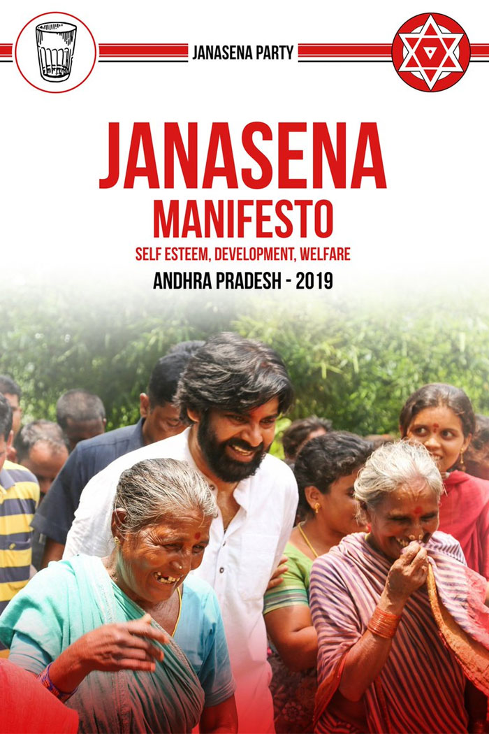 Janasena Manifesto Released