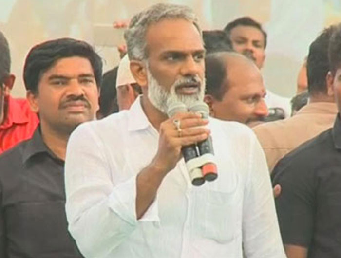 Janasena Not a Kapula Party