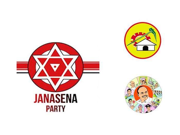 Janasena, TDP and YCP Statuses in East Godavari