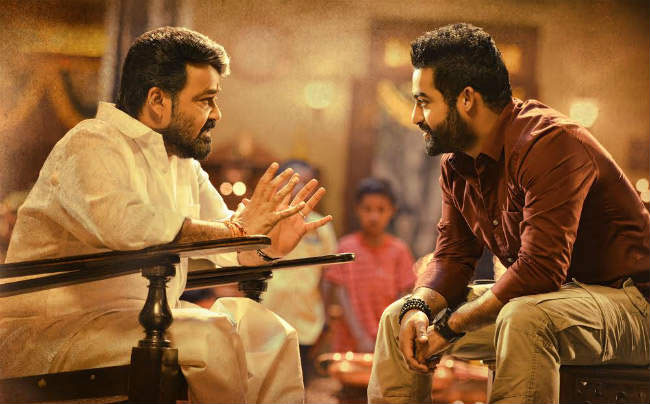 Janatha Garage's Big Release in Kerala Due to Mohan Lal