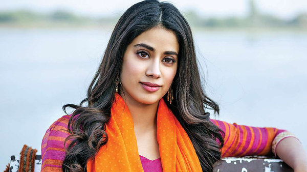 Janhvi Kapoor Tollywood Entry