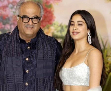 Janhvi Kapoor Willing To Star In RRR