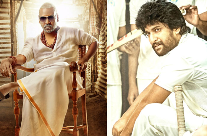 Jersey and Kanchana 3 Releasing Today
