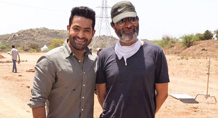 Jr NTR And Trivikram