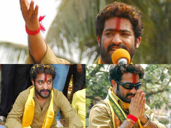 Jr NTR To Float Own Political Party Then