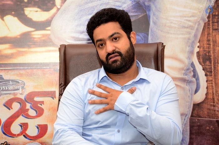 Junior NTR Dream To Work On Grandfather NTR Biopic