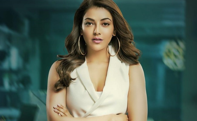 Kajal To Give Quantico Shock