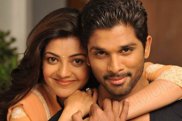 Kajal Aggarwal to Romance Allu Arjun