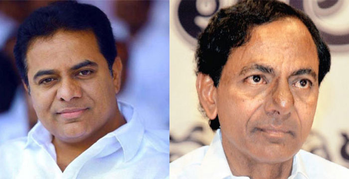 KCR and KTR Reacted on Disha Issue