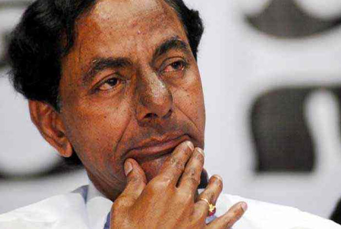 KCR Faces Ire of Employees