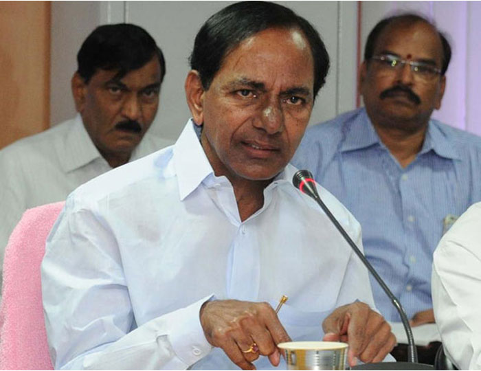 KCR's Sops to RTC Employees