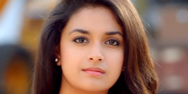 Keerthi Suresh for Pawan Kalyan's Film