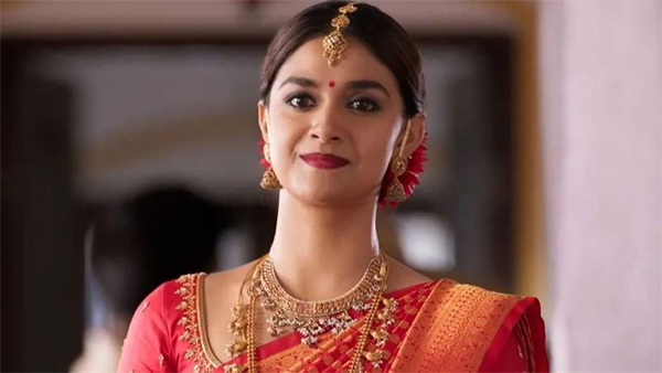 Keerthy Suresh Ready For Marriage!