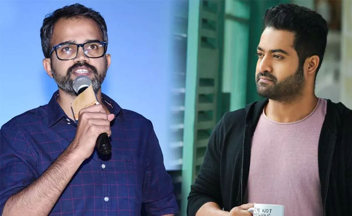 KGF Director Indirectly Confirms NTR's Film!
